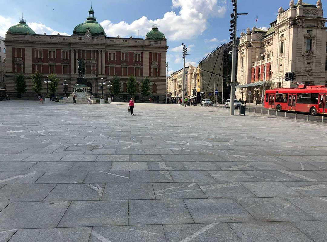 Unistuvanjeto na zeleniloto zaednicka maka za Belgrad Skopje i cel Balkan 5